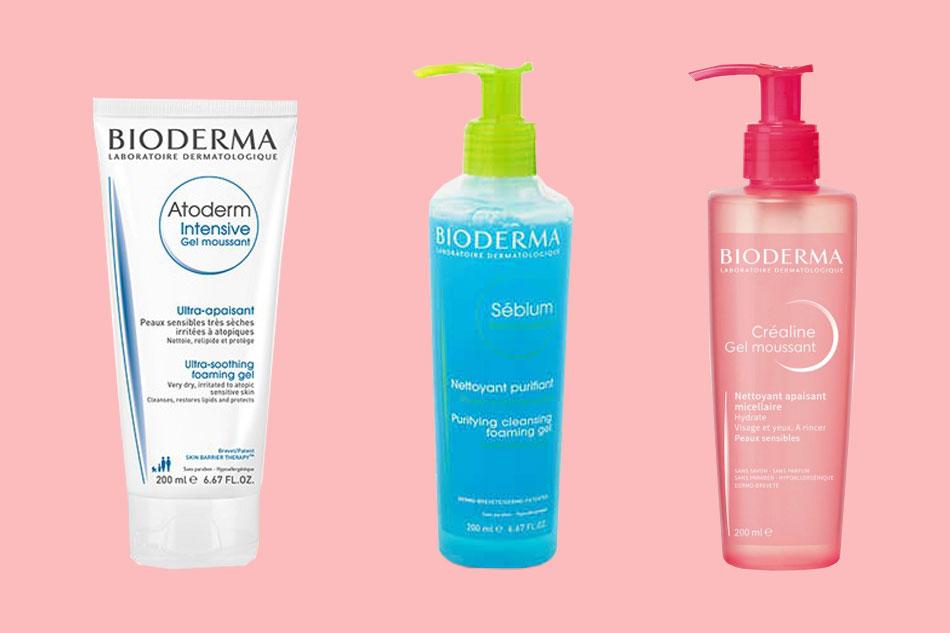 Sữa rửa mặt Bioderma giá bao nhiêu?
