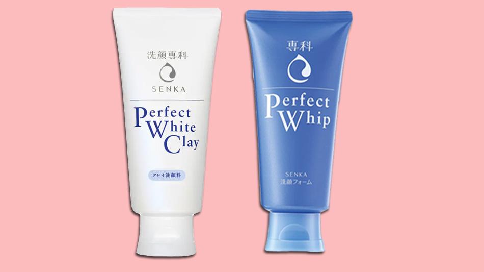 Sữa rửa mặt Perfect Whip Senka có tốt không?