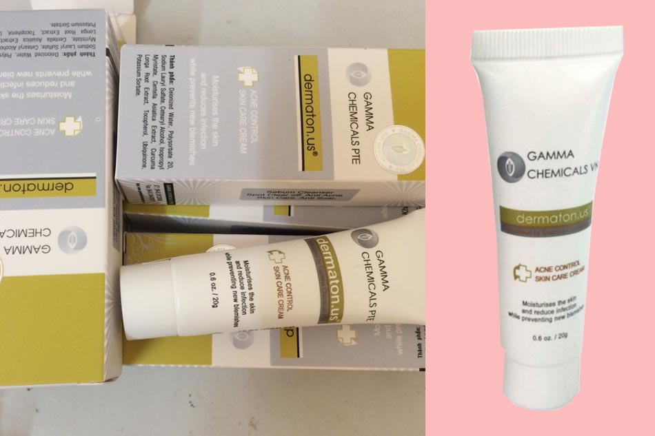 Dermaton US có phải kem trộn chứa Corticoid không?