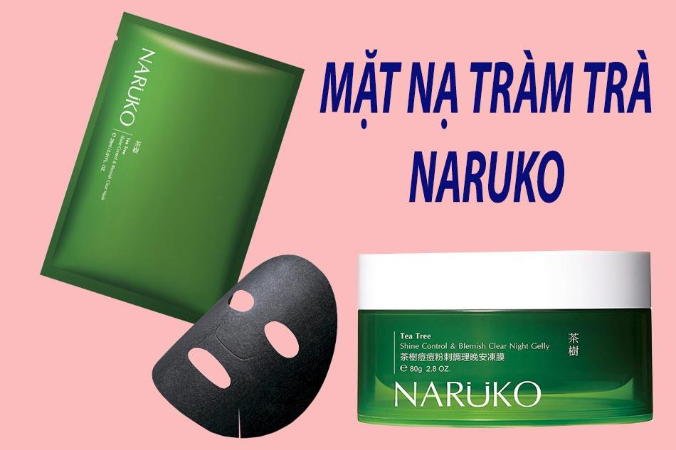 Mặt nạ Naruko tràm trà