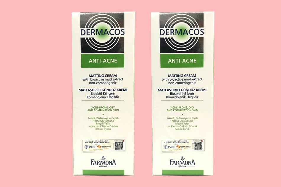 Sữa rửa mặt Dermacos Anti Acne giá bao nhiêu?