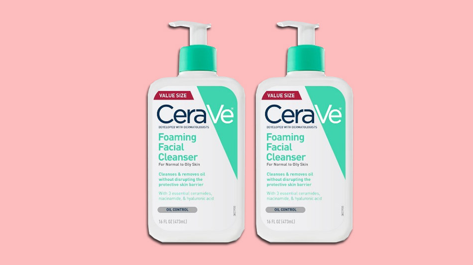 Thành phần có trong sữa rửa mặt CeraVe Foaming Facial Cleanser For Normal To Oily Skin