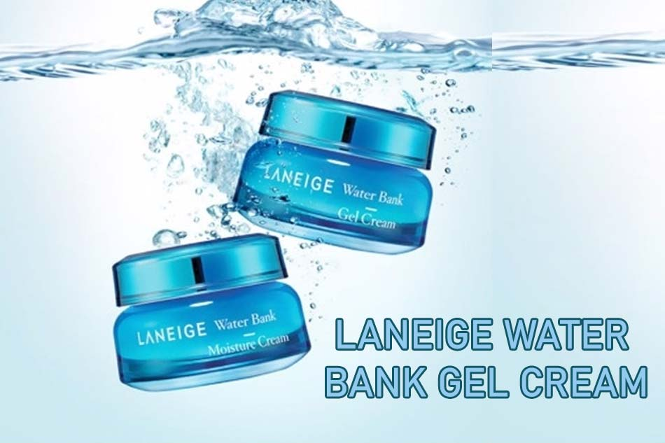 Kem dưỡng ẩm cho da dầu Laneige Water Bank Gel Cream